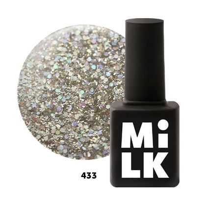 MiLK, Гель-лак  Shine Bright №433 Highlighter (9 мл)
