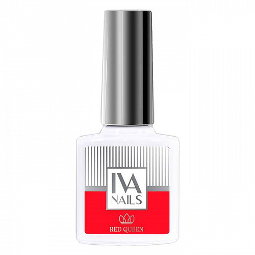Iva Nails, Red Queen №1 (8 мл)