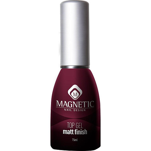 Magnetic, Матовый топ Extreme Matt Top Gel (15 мл)
