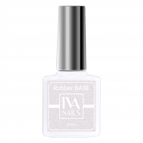 Iva Nails, Shine Rubber Base №2 (8 мл)
